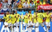 随着塞内加尔队以黄牌出局,哥伦比亚队在世界杯上前进